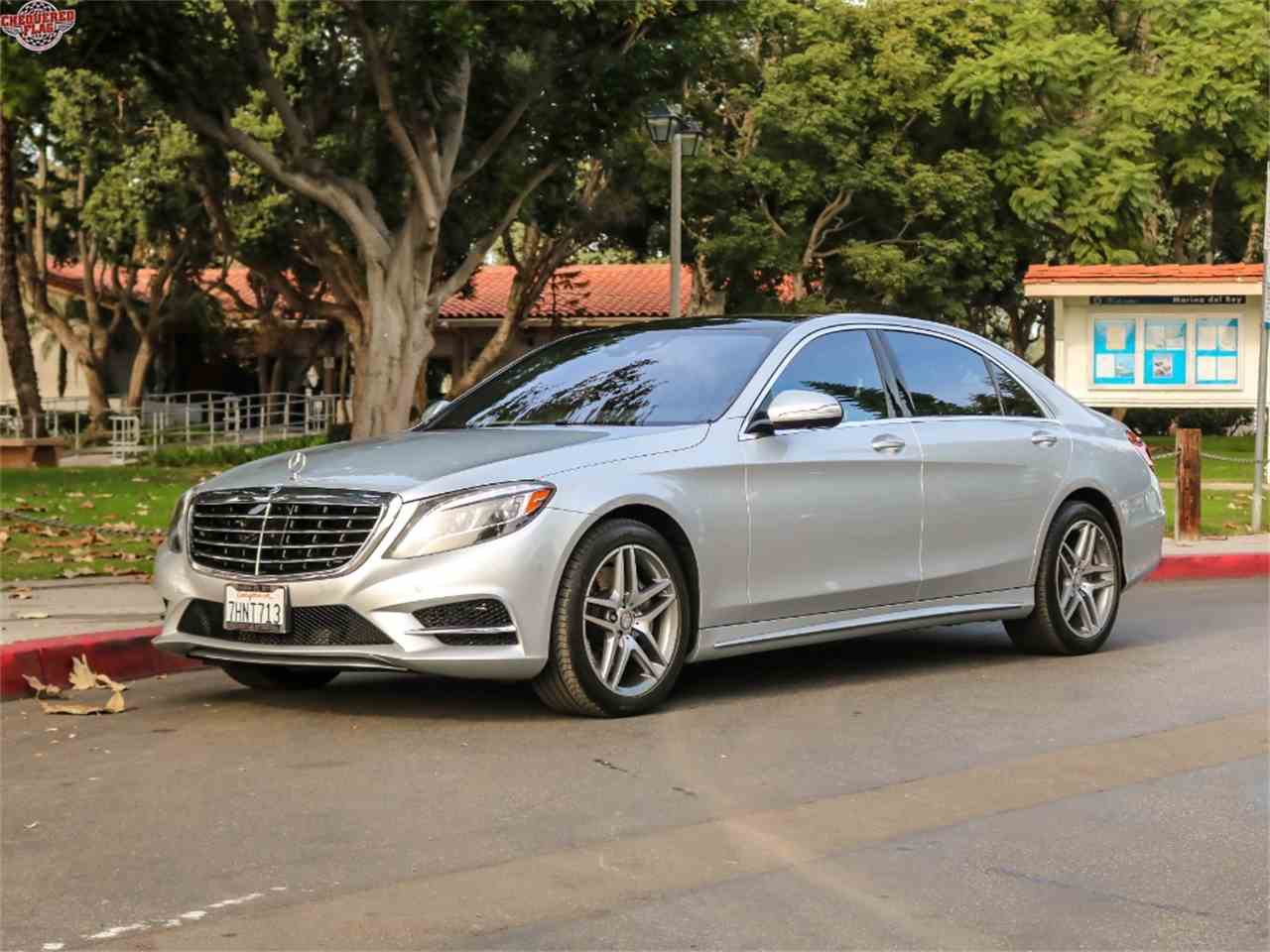 Large Picture of '14 Mercedes-Benz S-Class located in Marina Del Rey California - MBGZ