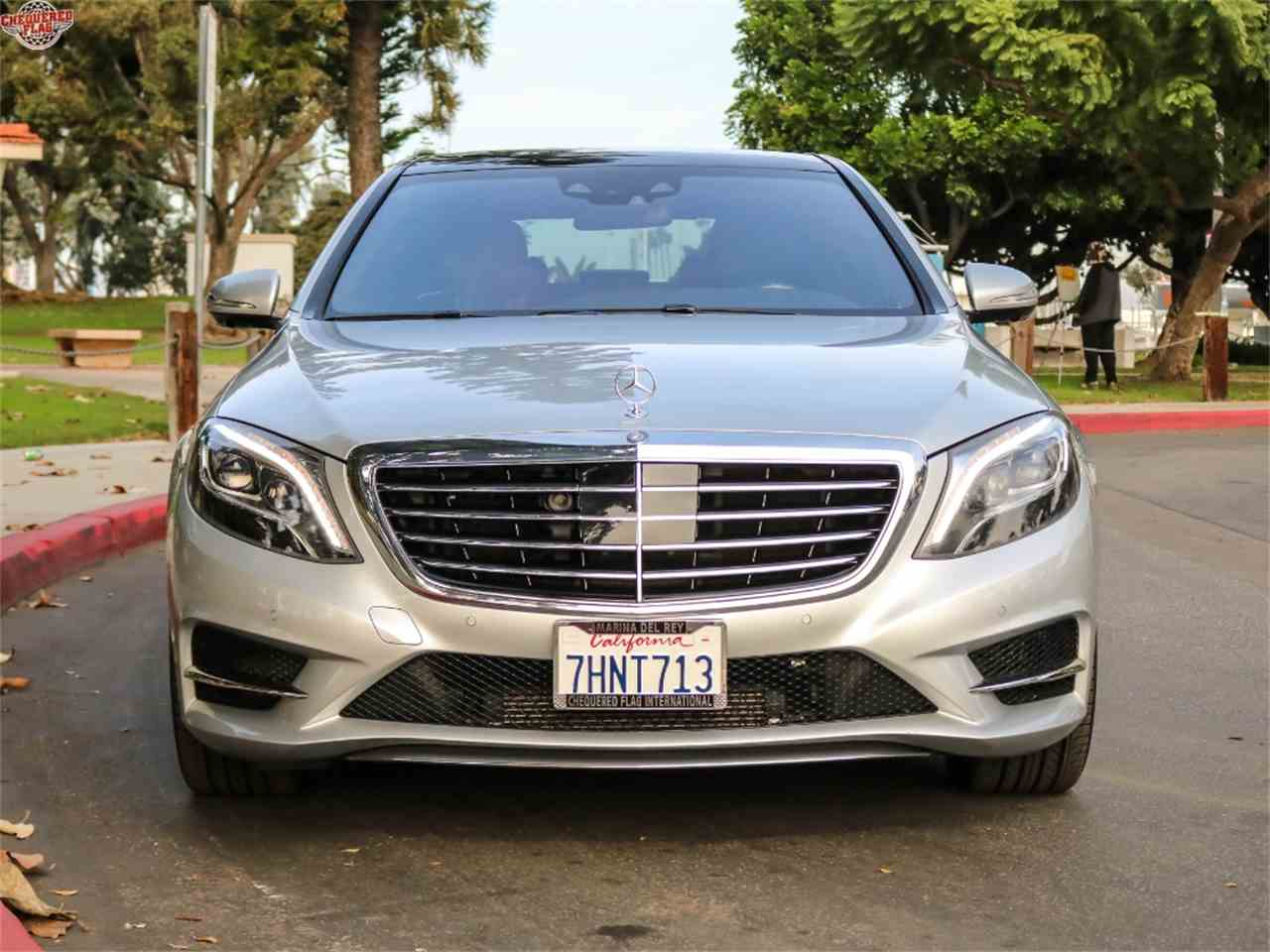 Large Picture of '14 Mercedes-Benz S-Class - $57,500.00 Offered by Chequered Flag International - MBGZ