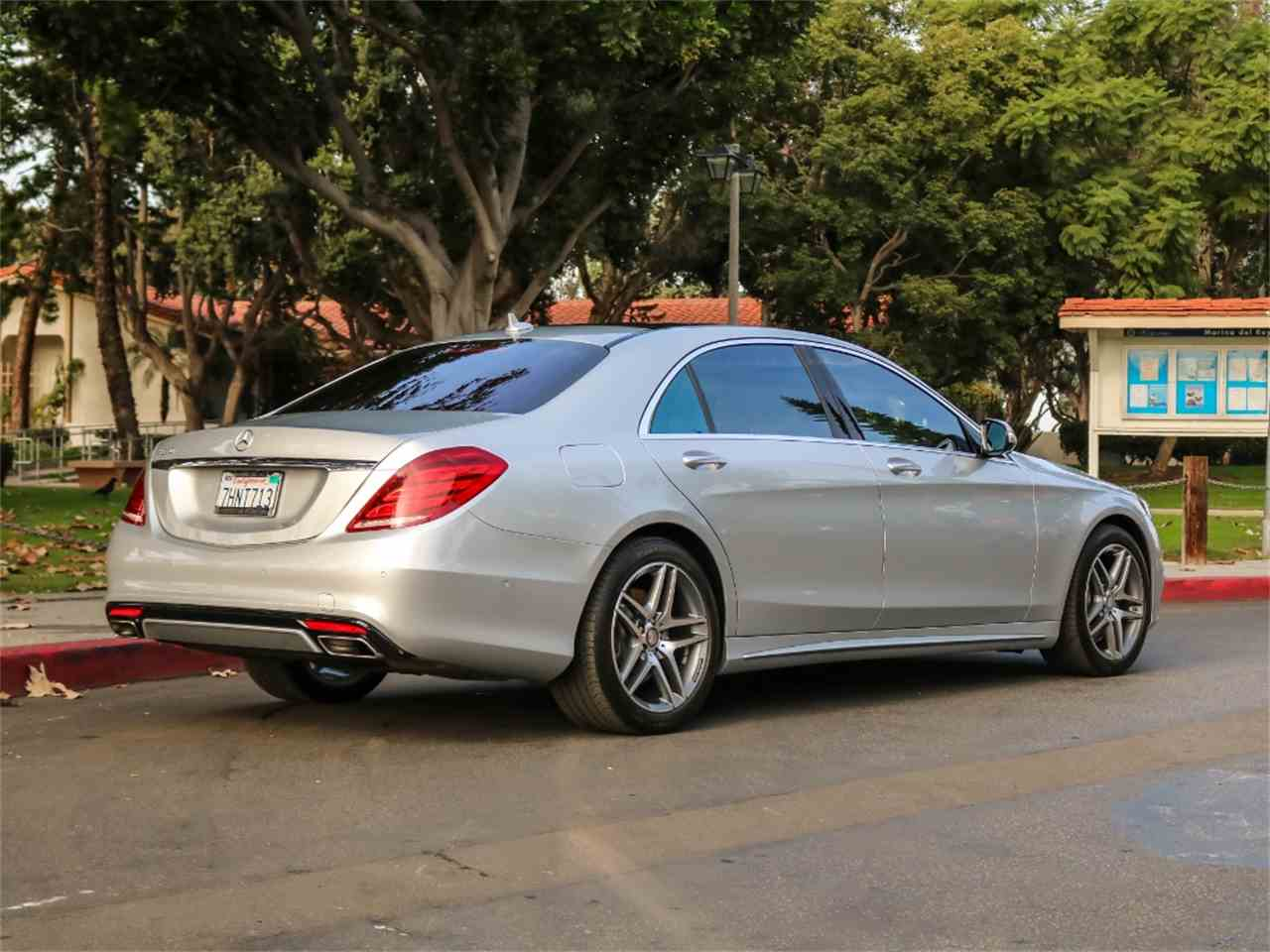 Large Picture of '14 S-Class located in Marina Del Rey California - $57,500.00 Offered by Chequered Flag International - MBGZ