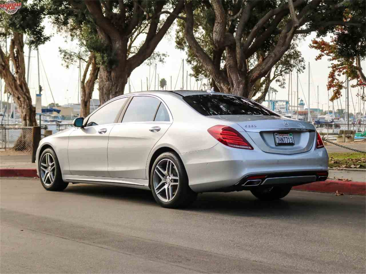 Large Picture of 2014 S-Class Offered by Chequered Flag International - MBGZ