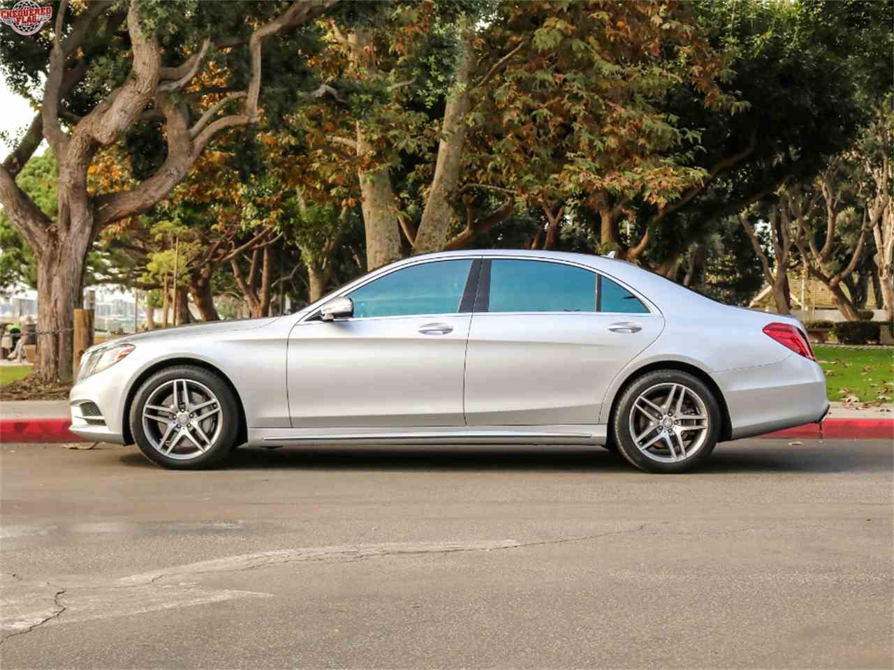 Large Picture of '14 Mercedes-Benz S-Class - $57,500.00 - MBGZ