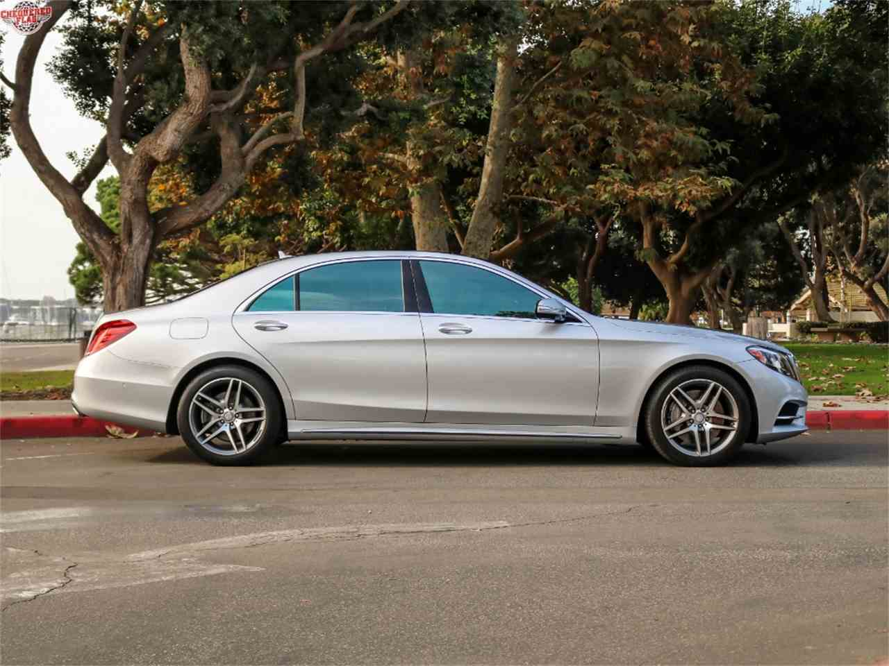 Large Picture of 2014 Mercedes-Benz S-Class located in California Offered by Chequered Flag International - MBGZ
