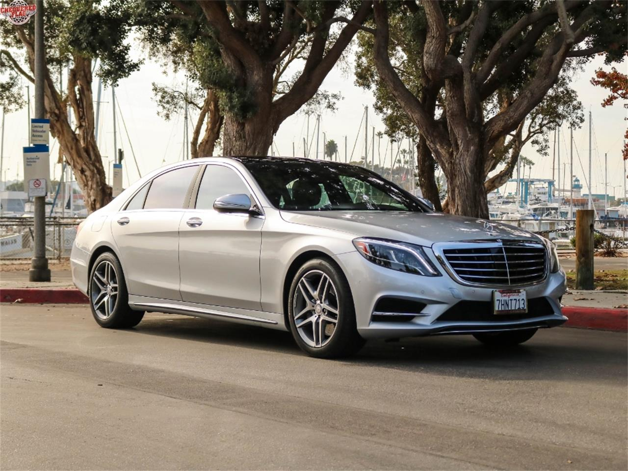 Large Picture of '14 S-Class - MBGZ