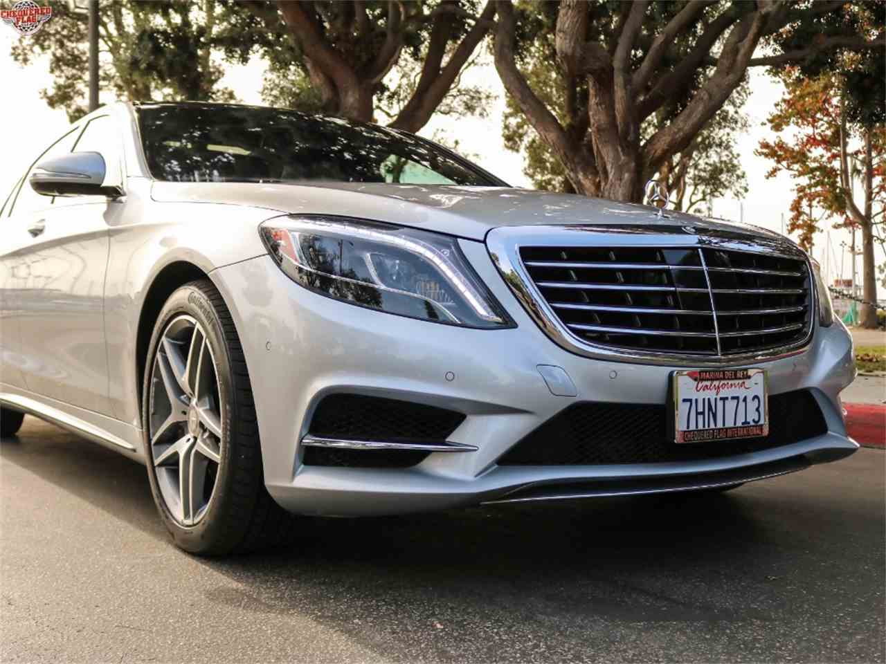 Large Picture of '14 S-Class located in California - $57,500.00 - MBGZ