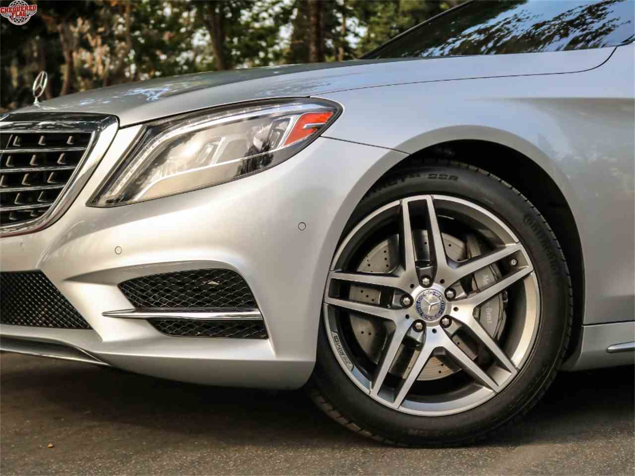 Large Picture of '14 S-Class - $57,500.00 - MBGZ