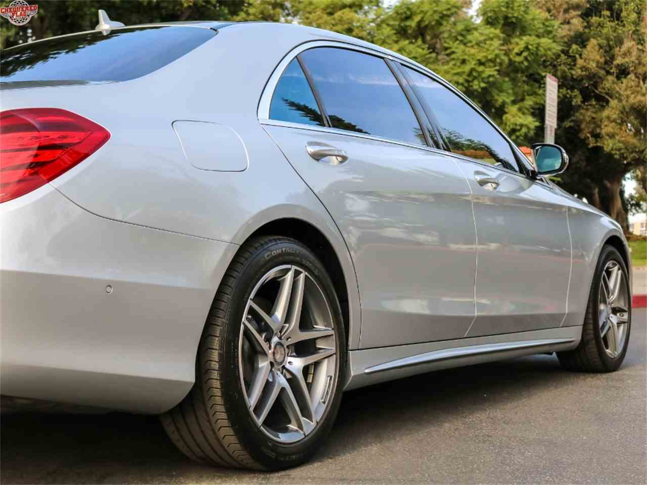 Large Picture of '14 Mercedes-Benz S-Class Offered by Chequered Flag International - MBGZ