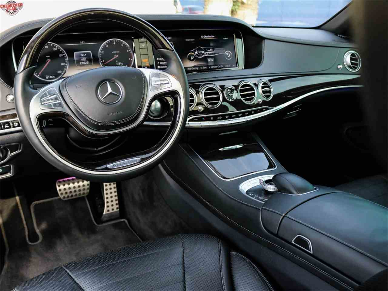 Large Picture of 2014 S-Class located in California - $57,500.00 Offered by Chequered Flag International - MBGZ