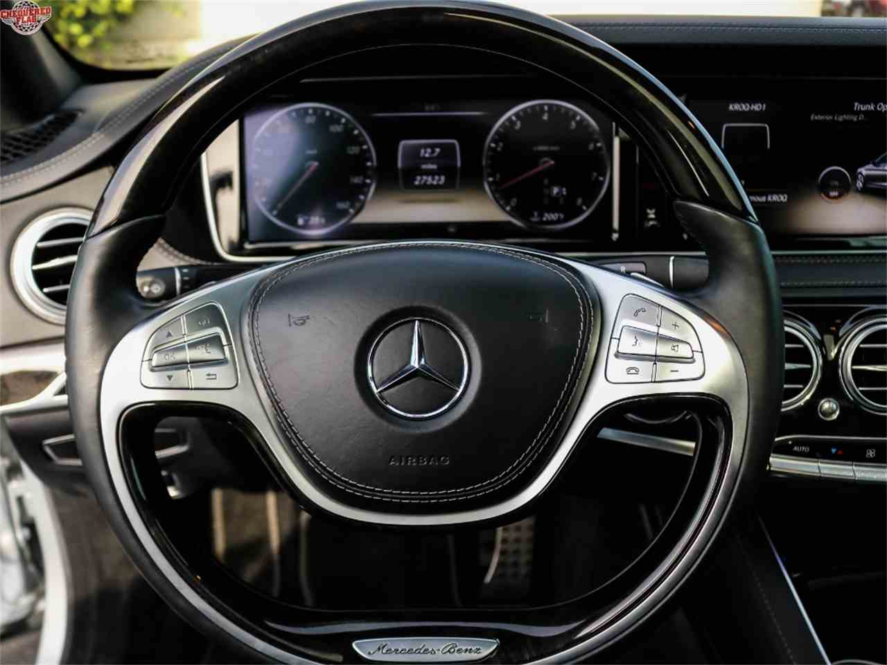 Large Picture of '14 S-Class - $57,500.00 Offered by Chequered Flag International - MBGZ