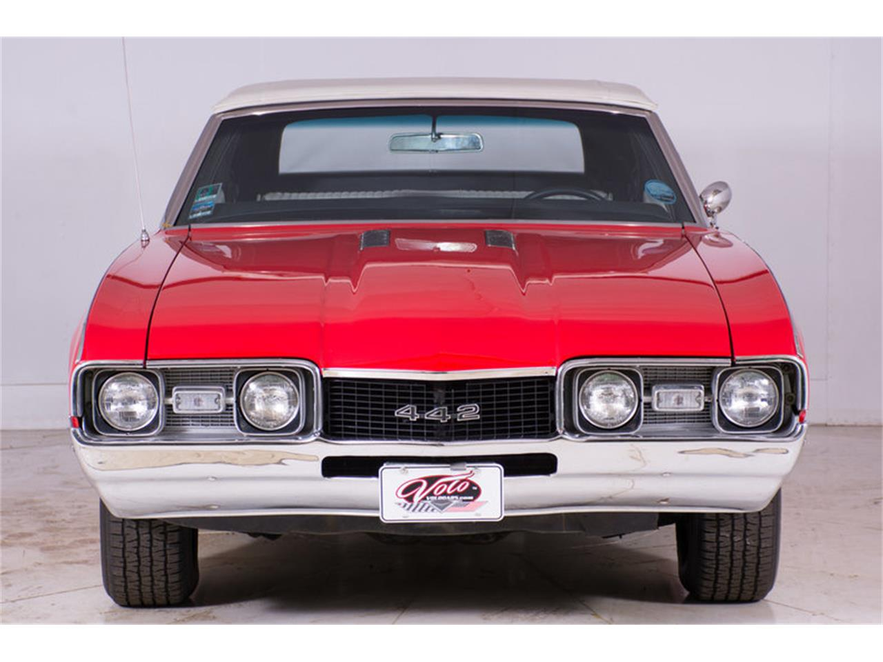 Large Picture of 1968 Oldsmobile 442 Offered by Volo Auto Museum - MBHG