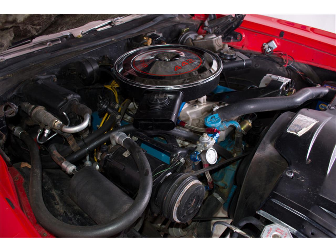 Large Picture of 1968 Oldsmobile 442 located in Illinois Offered by Volo Auto Museum - MBHG