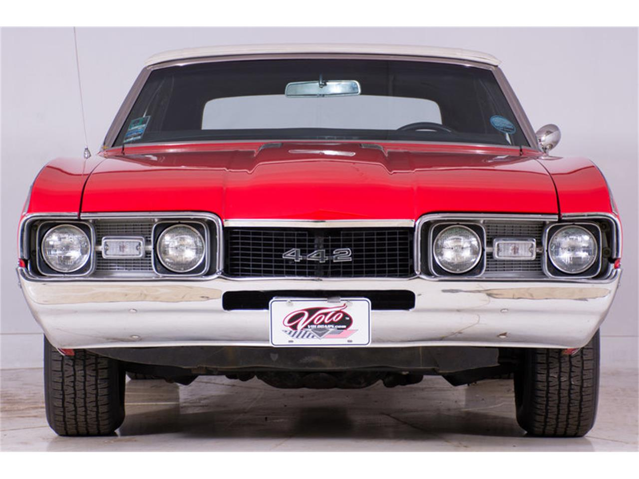 Large Picture of '68 Oldsmobile 442 located in Illinois - $37,998.00 Offered by Volo Auto Museum - MBHG