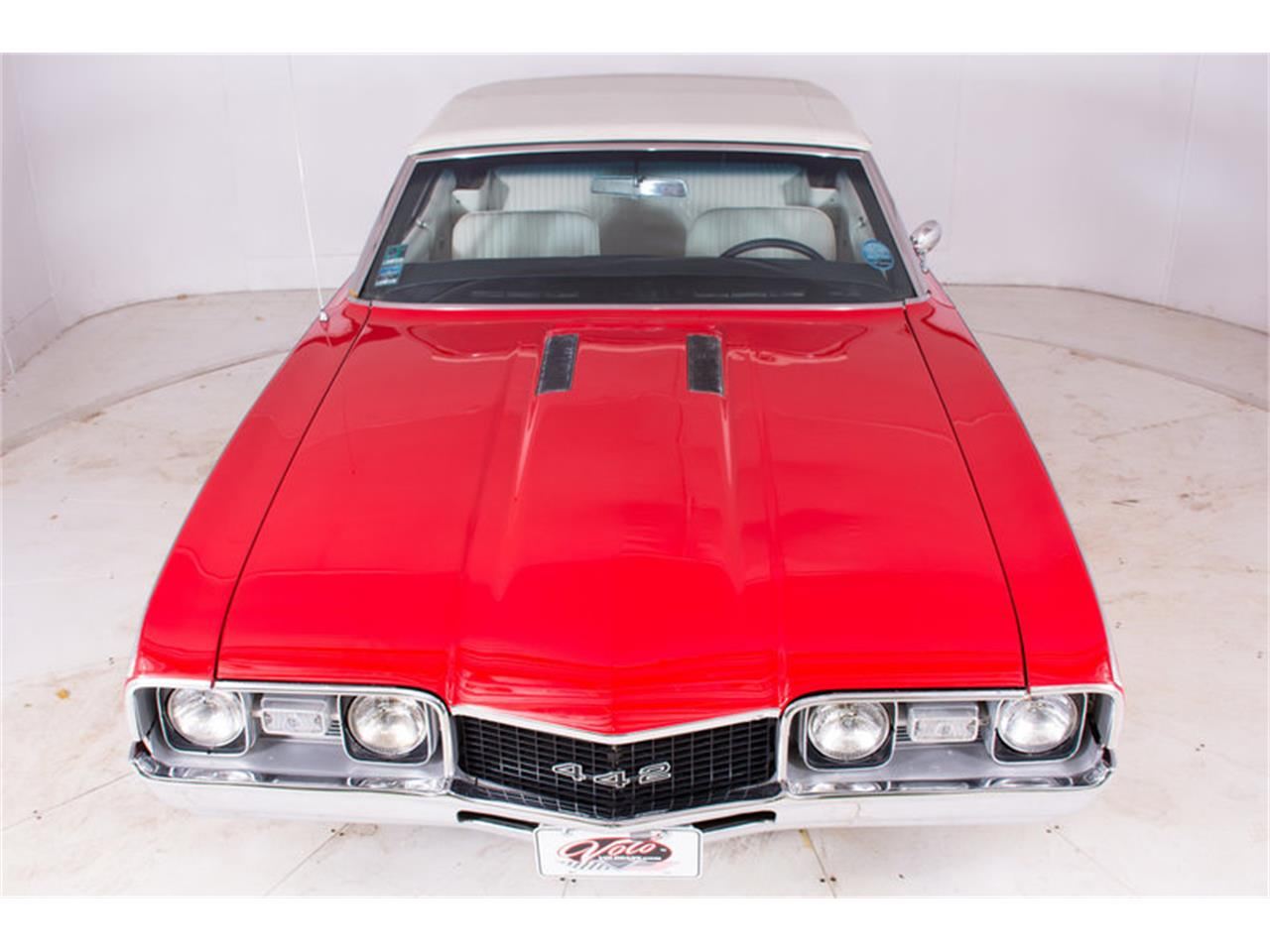 Large Picture of Classic 1968 Oldsmobile 442 - $37,998.00 Offered by Volo Auto Museum - MBHG