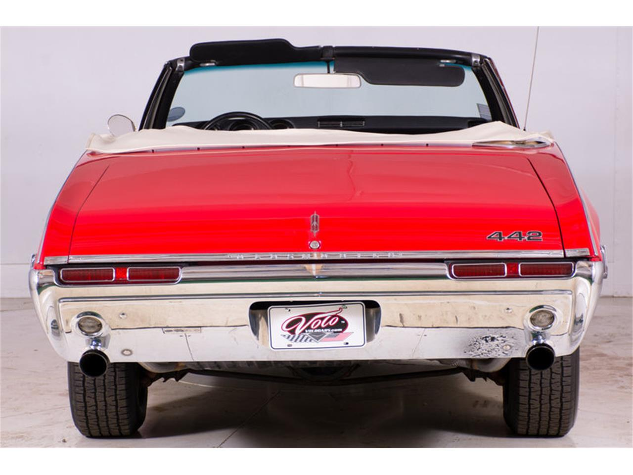 Large Picture of '68 Oldsmobile 442 - $37,998.00 Offered by Volo Auto Museum - MBHG
