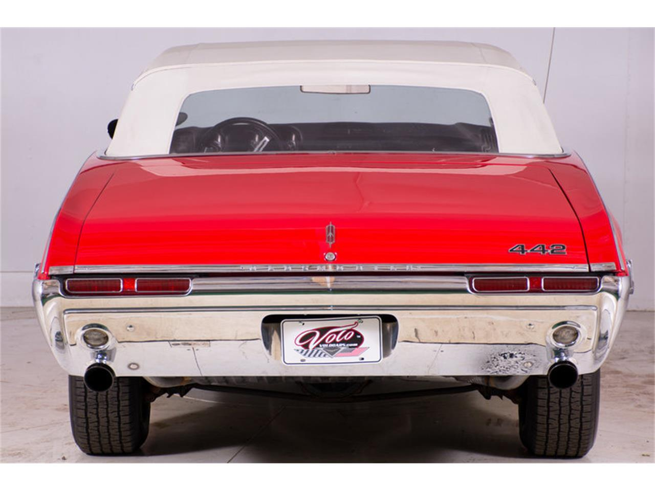 Large Picture of Classic '68 442 Offered by Volo Auto Museum - MBHG