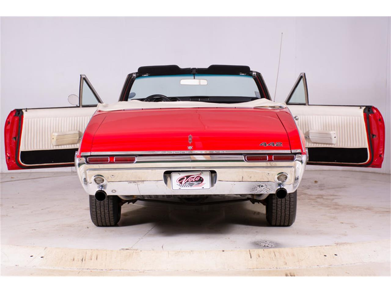 Large Picture of Classic 1968 442 - $37,998.00 - MBHG