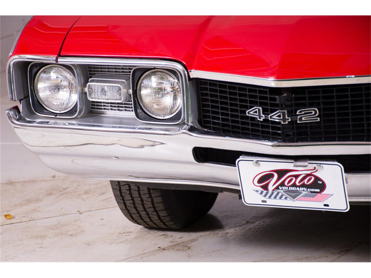 Large Picture of Classic '68 Oldsmobile 442 - $37,998.00 - MBHG