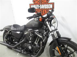 Picture of '17 XL883N - Iron 883™ - MBHH