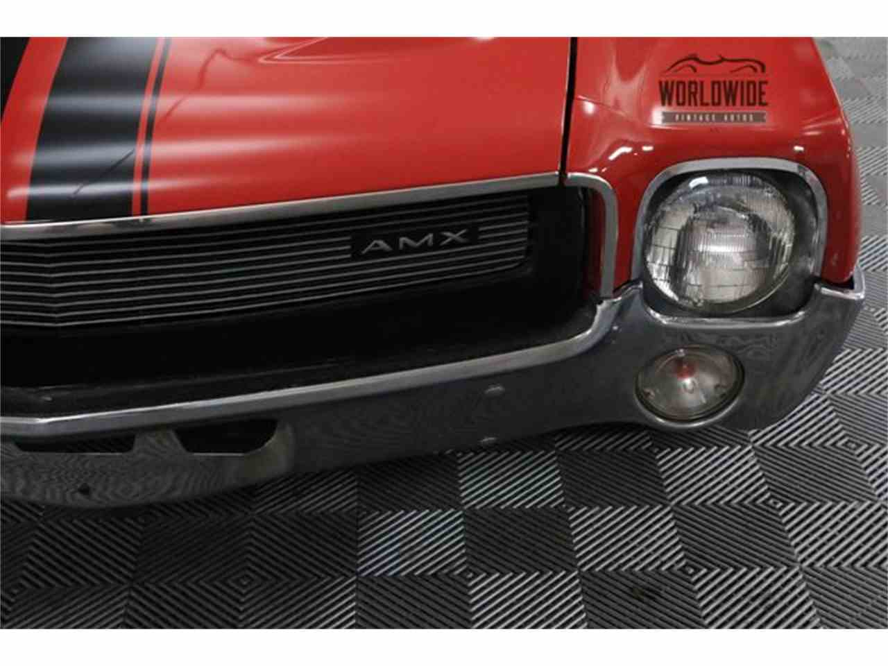 1969 AMC AMX for Sale | ClassicCars.com | CC-1041324