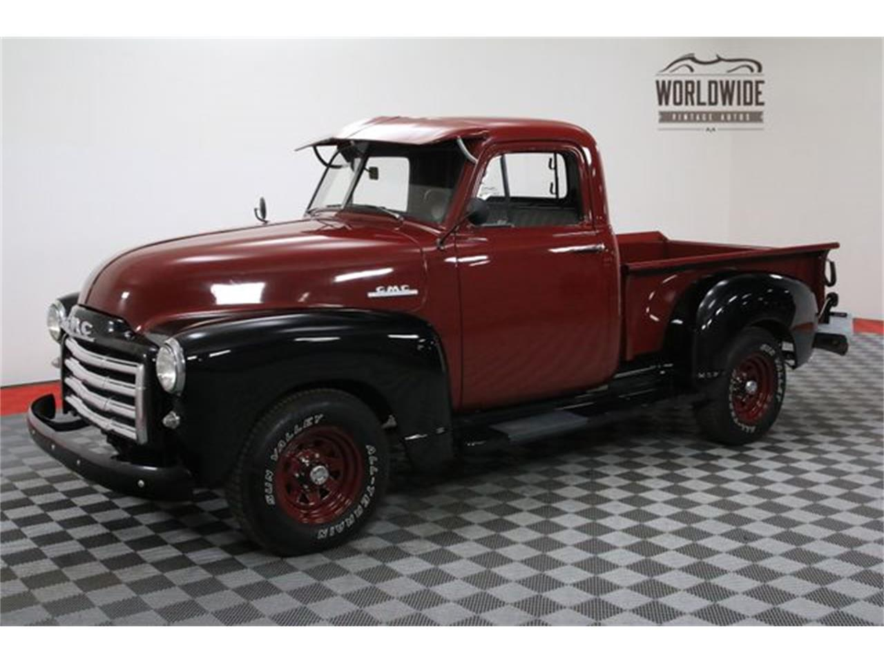 Large Picture of Classic 1953 GMC Pickup located in Denver  Colorado - $21,900.00 - MBI2
