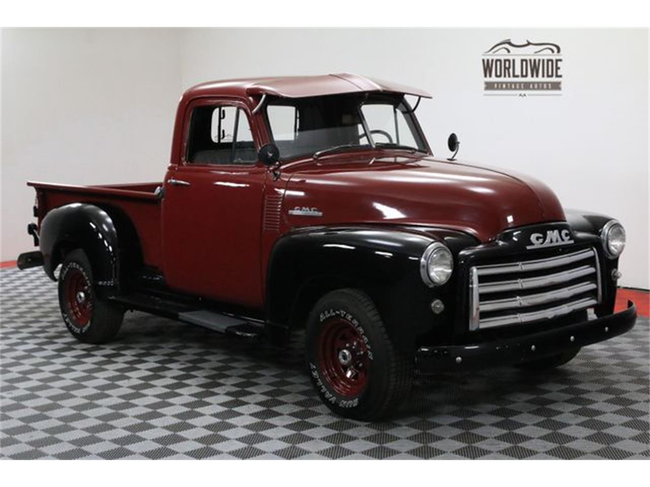 Large Picture of Classic '53 GMC Pickup located in Denver  Colorado - MBI2