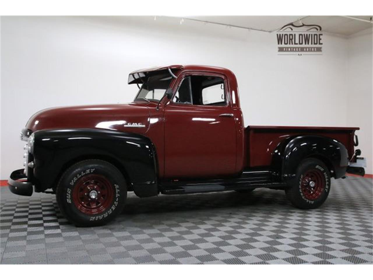 Large Picture of 1953 GMC Pickup - MBI2