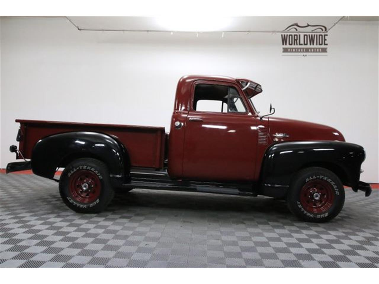 Large Picture of '53 GMC Pickup Offered by Worldwide Vintage Autos - MBI2