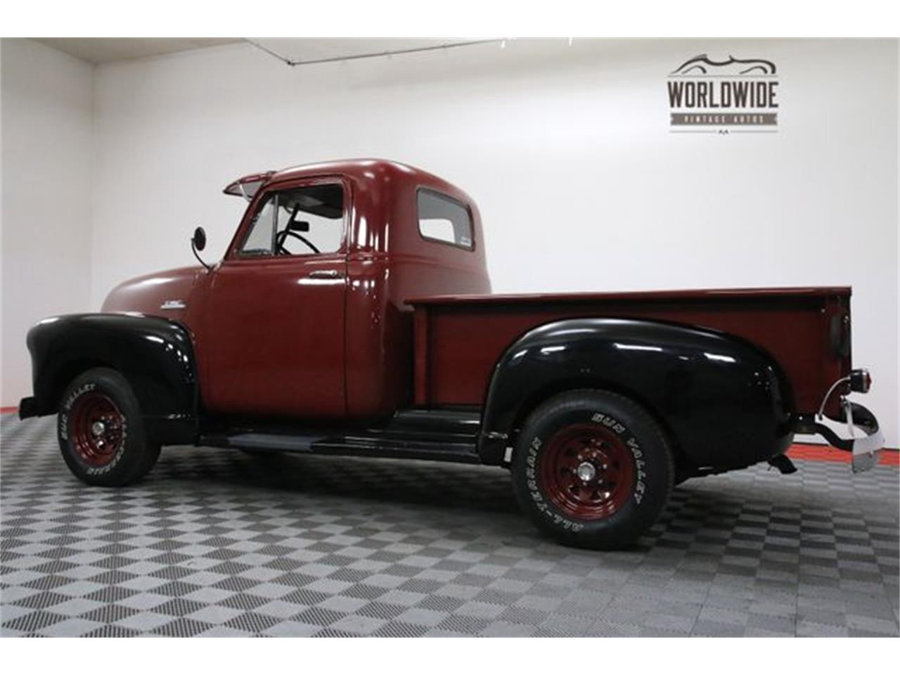 Large Picture of 1953 Pickup - MBI2