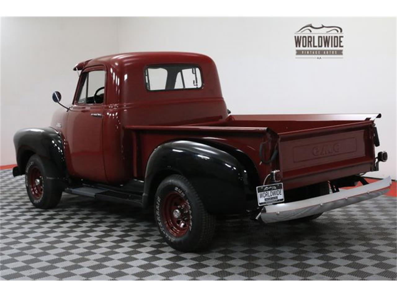 Large Picture of '53 Pickup - $21,900.00 Offered by Worldwide Vintage Autos - MBI2
