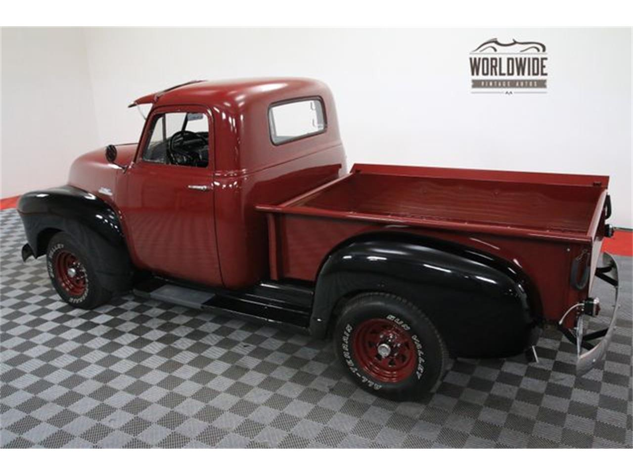 Large Picture of '53 Pickup Offered by Worldwide Vintage Autos - MBI2