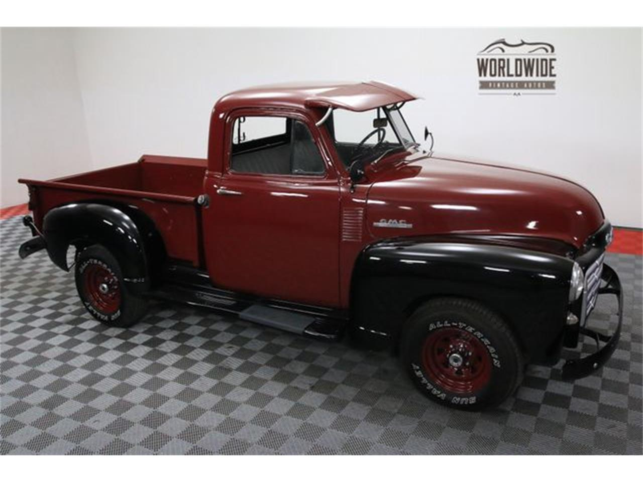 Large Picture of Classic '53 GMC Pickup located in Colorado - $21,900.00 - MBI2