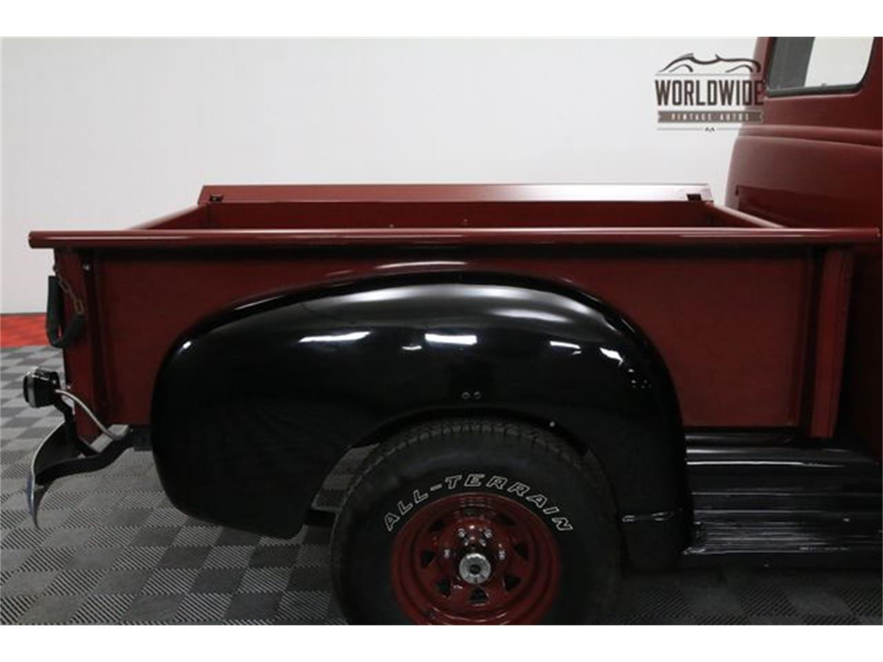 Large Picture of Classic '53 Pickup Offered by Worldwide Vintage Autos - MBI2