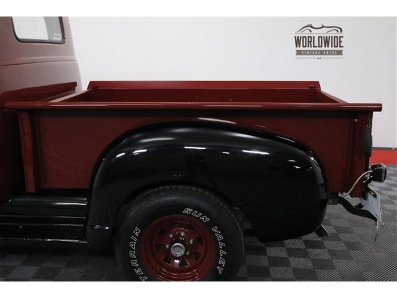 Large Picture of 1953 GMC Pickup located in Colorado - $21,900.00 Offered by Worldwide Vintage Autos - MBI2