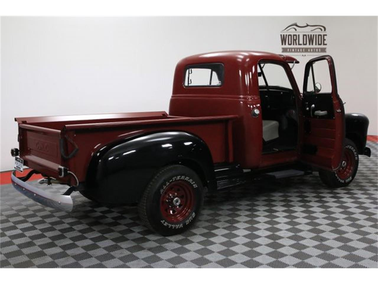 Large Picture of Classic 1953 GMC Pickup located in Colorado - $21,900.00 Offered by Worldwide Vintage Autos - MBI2