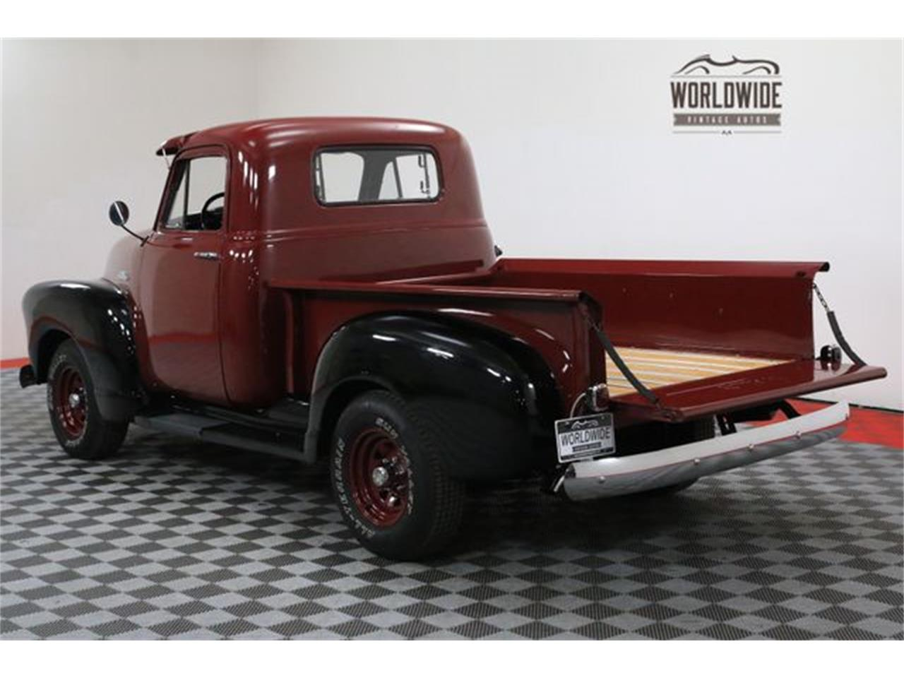 Large Picture of Classic 1953 GMC Pickup - $21,900.00 Offered by Worldwide Vintage Autos - MBI2