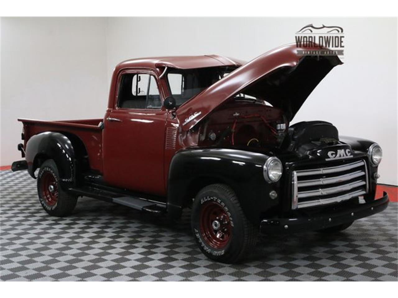 Large Picture of '53 Pickup located in Denver  Colorado - $21,900.00 Offered by Worldwide Vintage Autos - MBI2