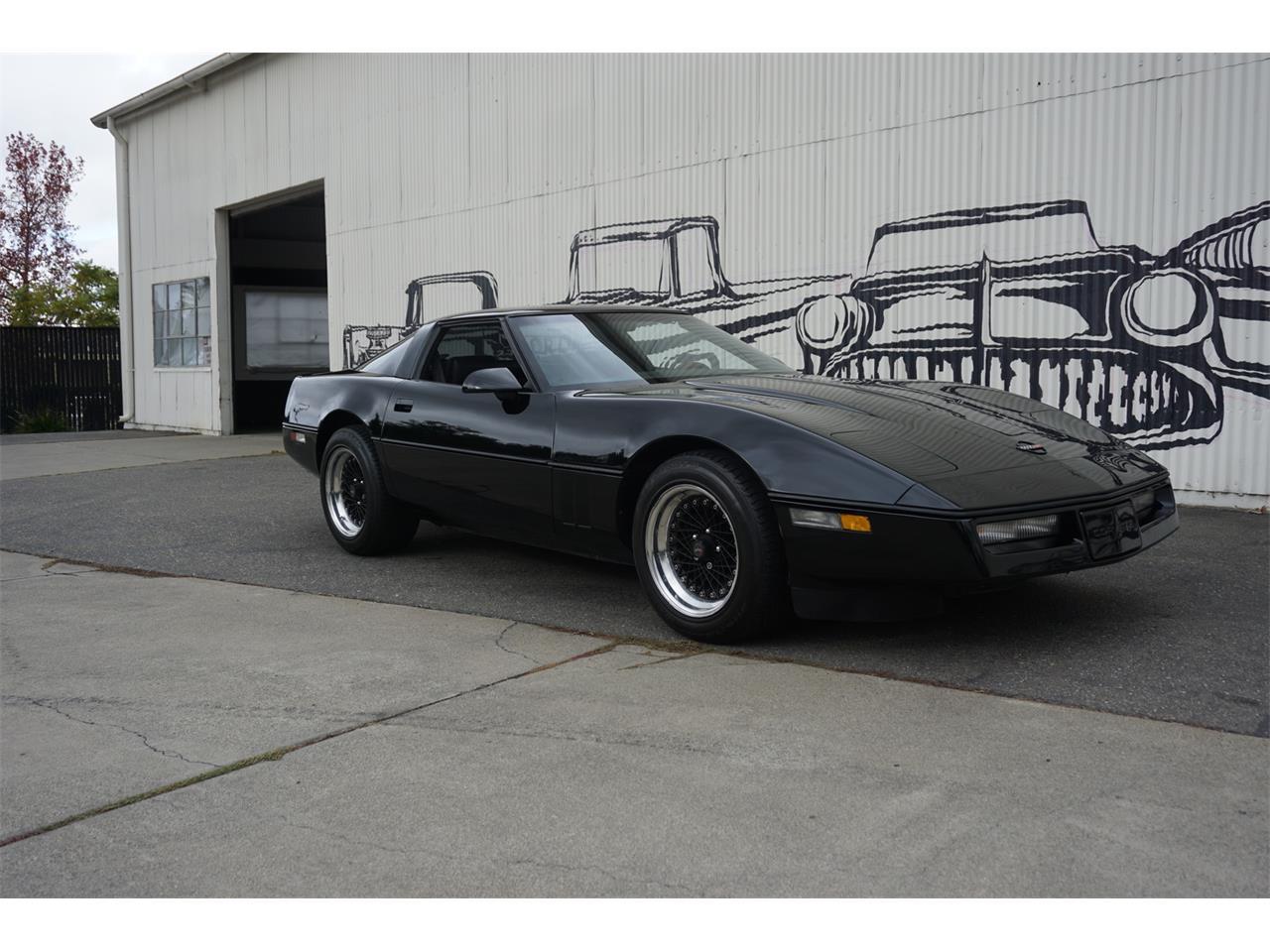 Large Picture of '85 Corvette - MBIE
