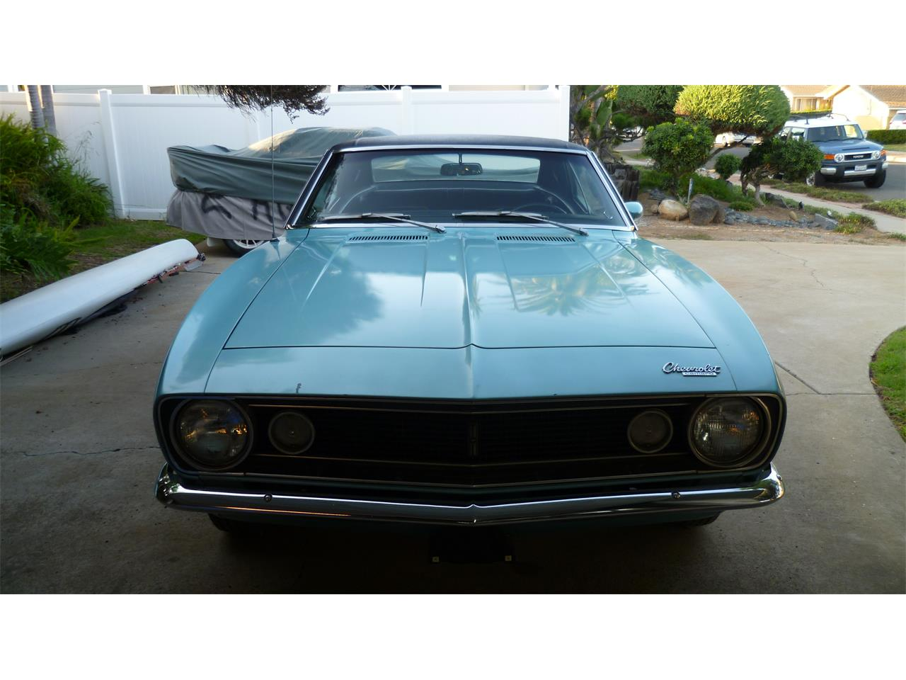 Large Picture of 1967 Camaro located in San Diego California Offered by a Private Seller - MAKO