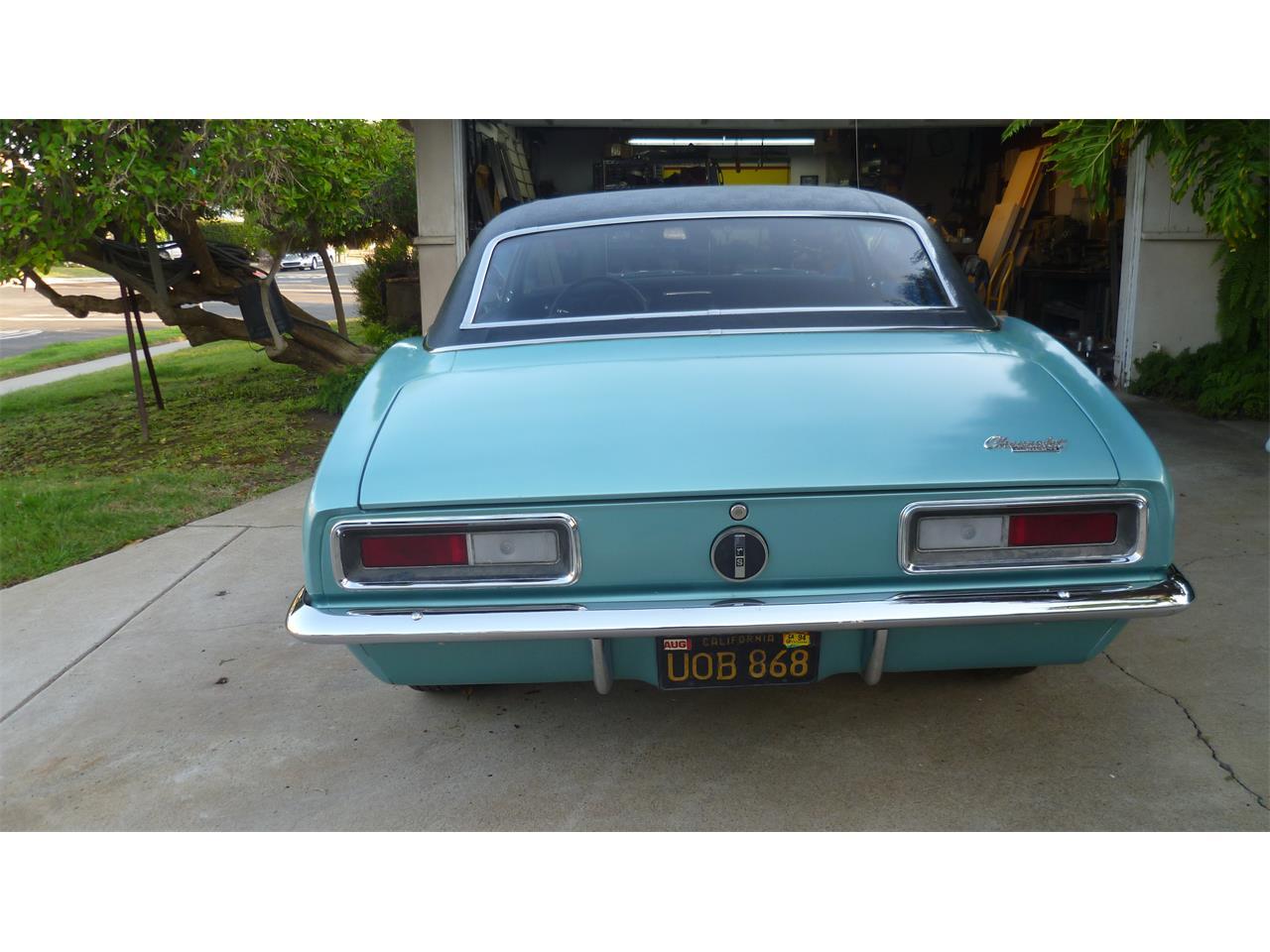 Large Picture of Classic '67 Camaro - $34,875.00 - MAKO