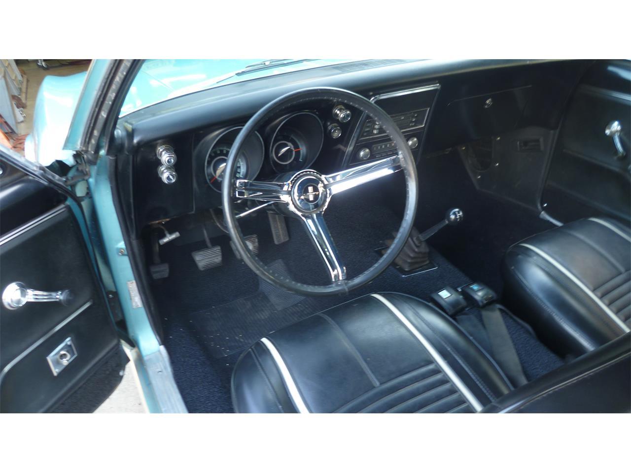 Large Picture of Classic '67 Chevrolet Camaro located in San Diego California - MAKO