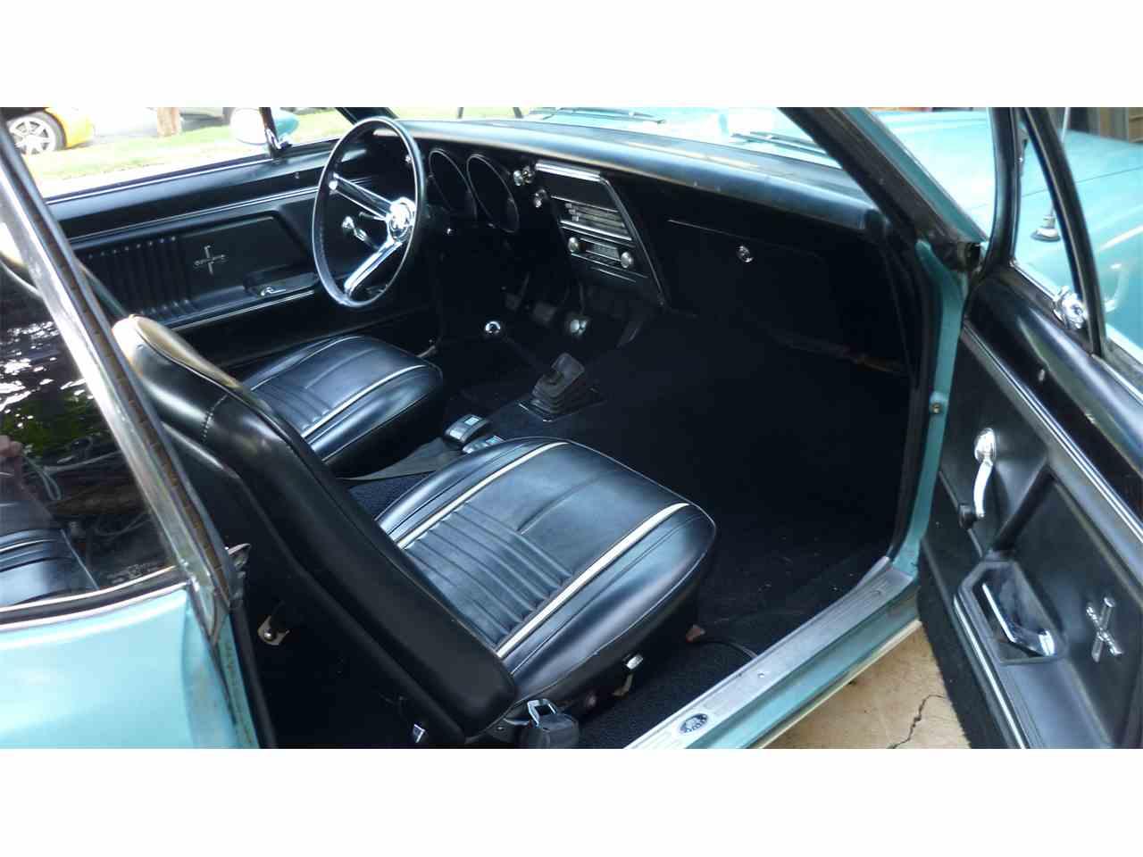 Large Picture of '67 Camaro - MAKO