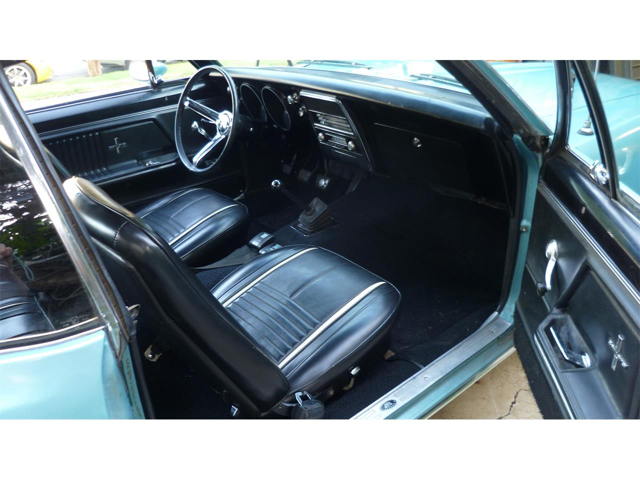 Large Picture of Classic '67 Chevrolet Camaro located in San Diego California - $34,875.00 Offered by a Private Seller - MAKO