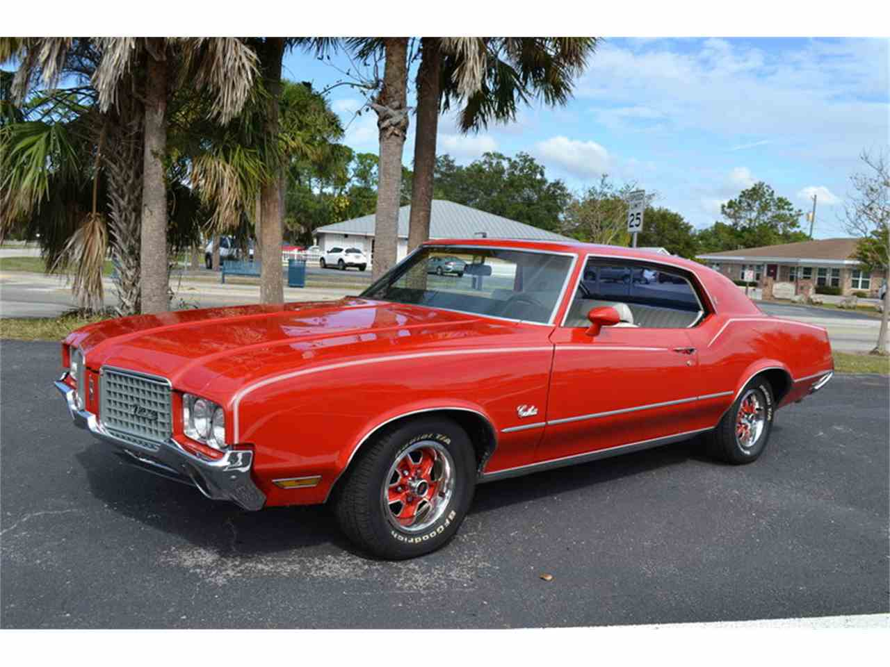 Large Picture of '72 Cutlass - MBIR