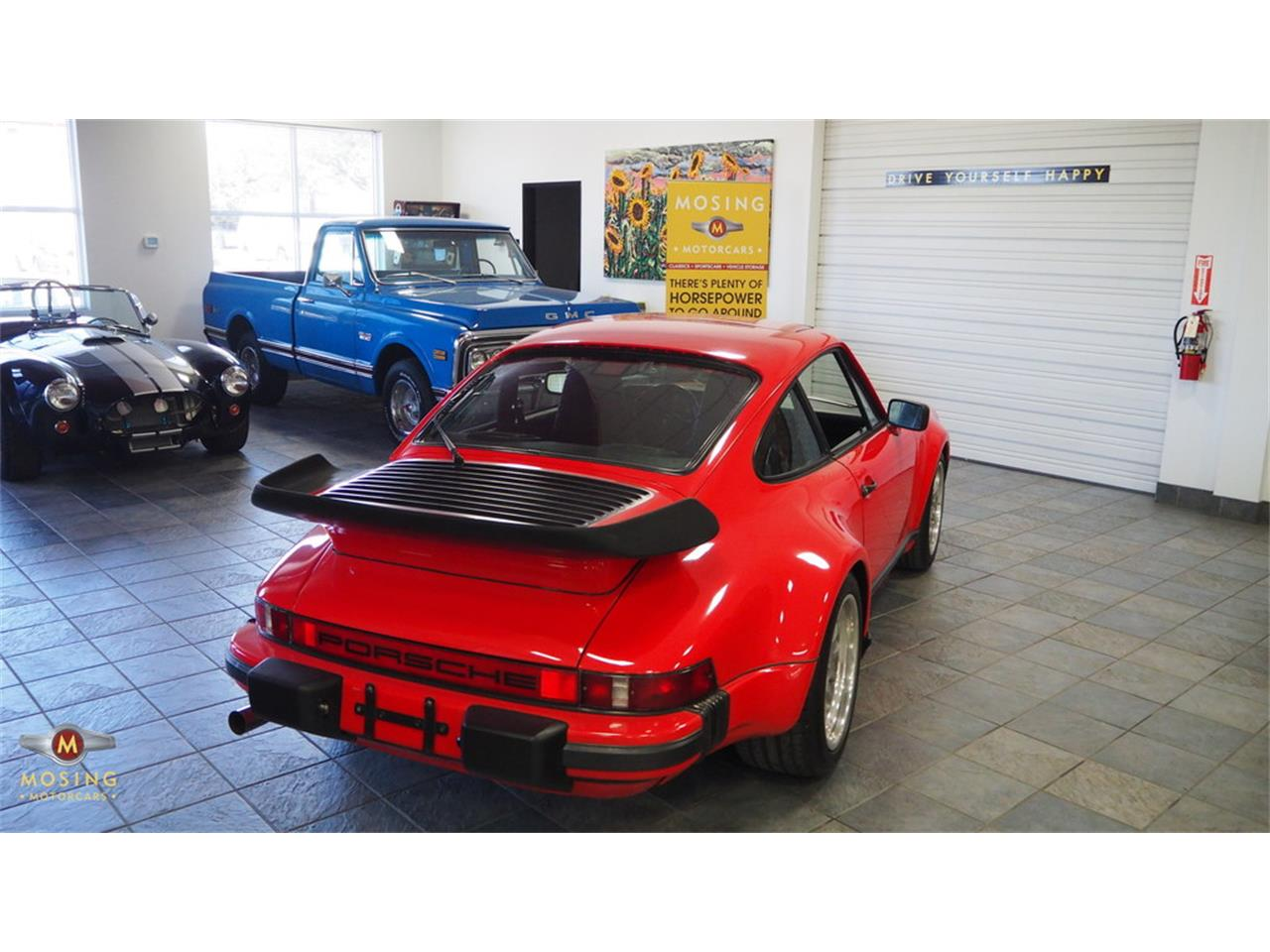 Large Picture of '86 911 - MBIT