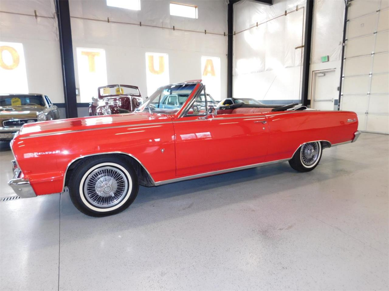 Large Picture of Classic 1964 Malibu SS located in Oregon - $26,500.00 Offered by Bend Park And Sell - MBIW