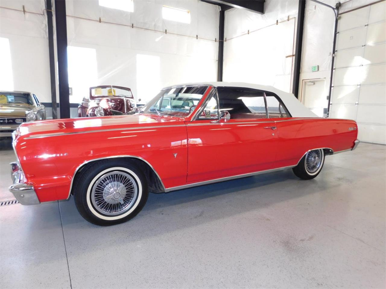 Large Picture of 1964 Malibu SS - $26,500.00 - MBIW