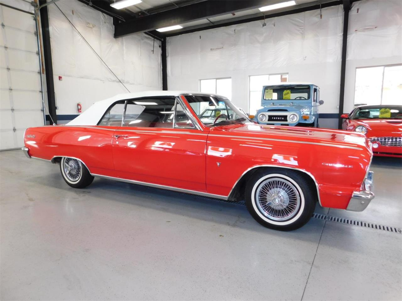 Large Picture of 1964 Malibu SS Offered by Bend Park And Sell - MBIW