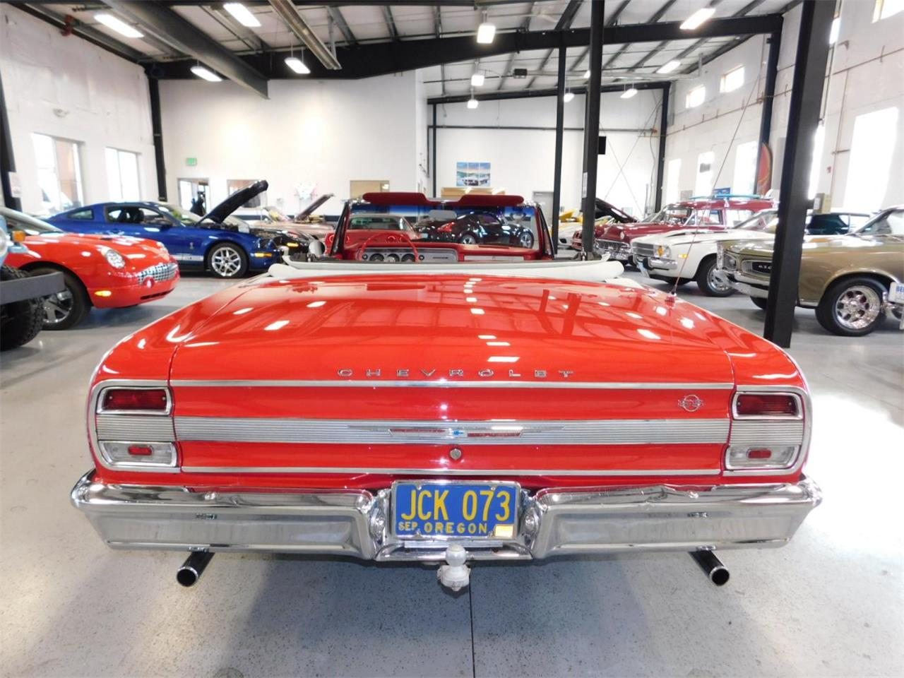 Large Picture of '64 Malibu SS located in Bend Oregon Offered by Bend Park And Sell - MBIW