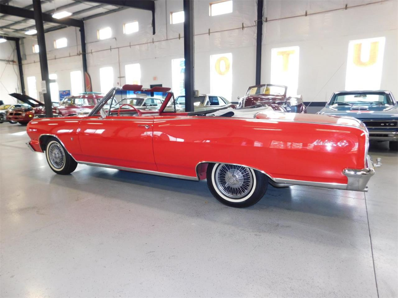 Large Picture of Classic 1964 Chevrolet Malibu SS Offered by Bend Park And Sell - MBIW