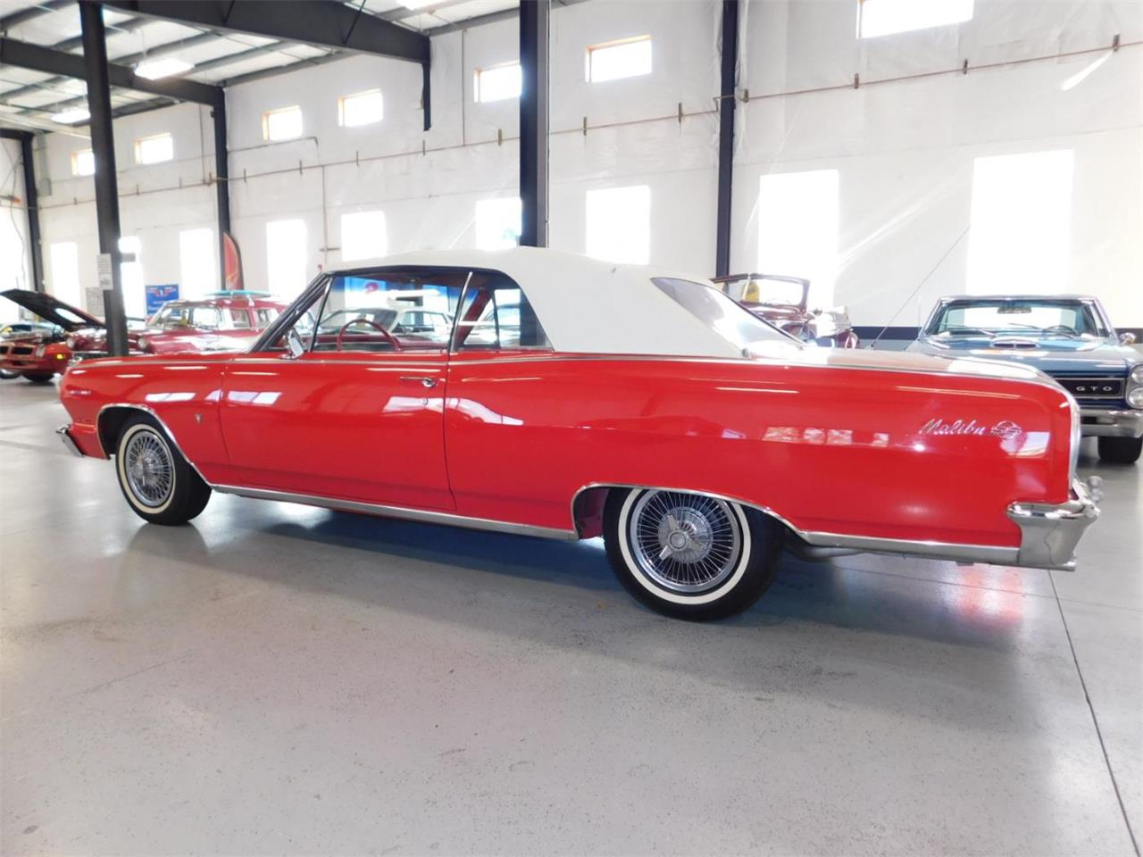 Large Picture of Classic '64 Malibu SS Offered by Bend Park And Sell - MBIW