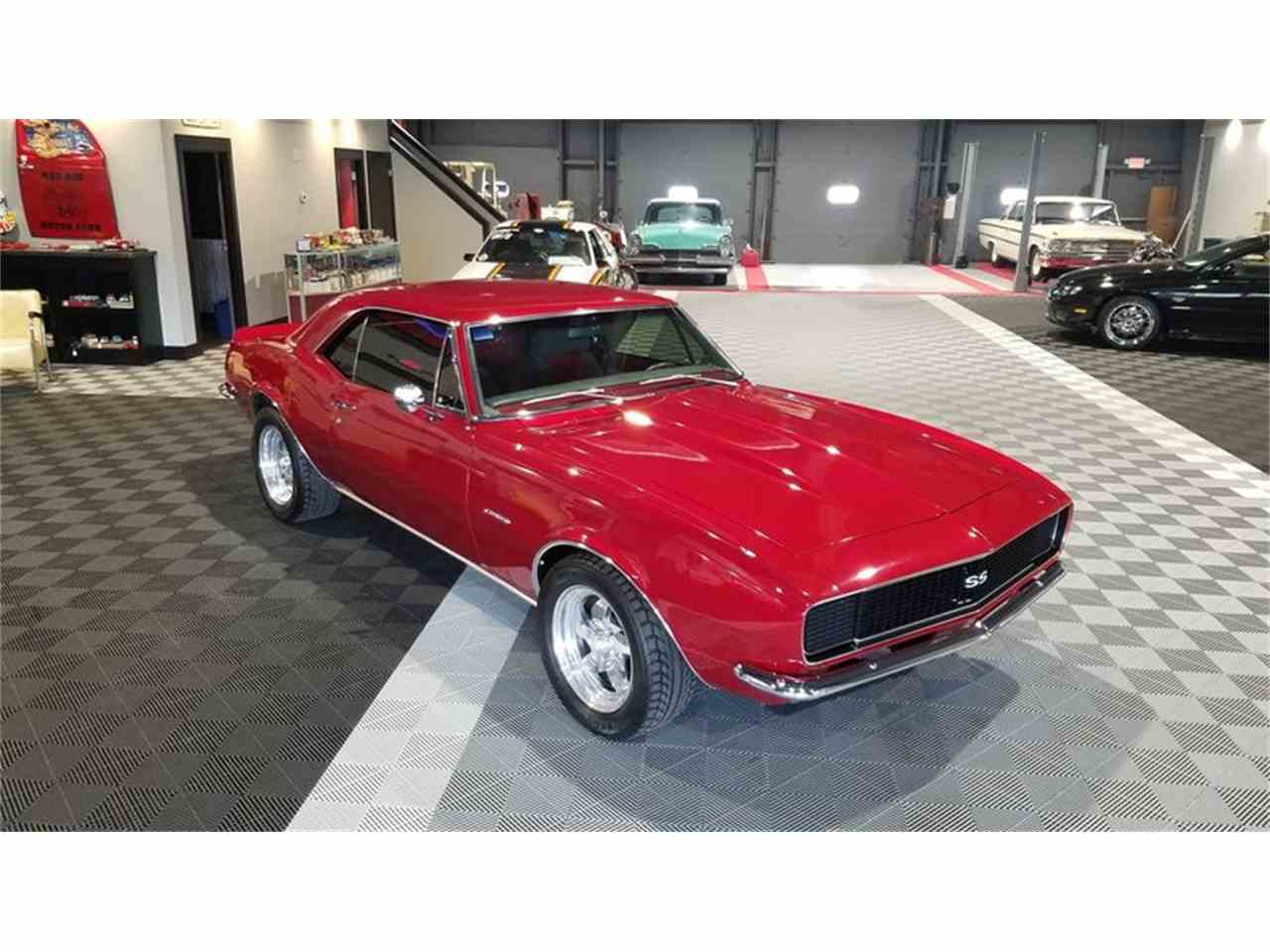 Large Picture of Classic 1967 Chevrolet Camaro RS/SS located in Indiana - $59,900.00 - MBJ3
